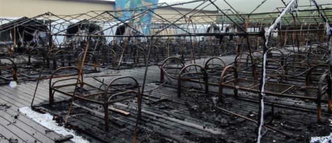 Τραγωδία: Παιδιά κάηκαν ζωντανά σε κατασκήνωση (εικόνες)
