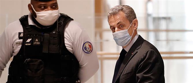 Σαρκοζί: θα συνεχίσω τη μάχη έως το Ευρωπαϊκό Δικαστήριο Ανθρωπίνων Δικαιωμάτων