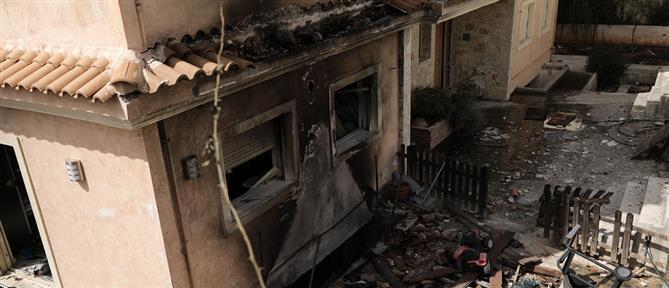 Έκρηξη στα Καλύβια: προανάκριση για το ατύχημα με τους τραυματίες (εικόνες)