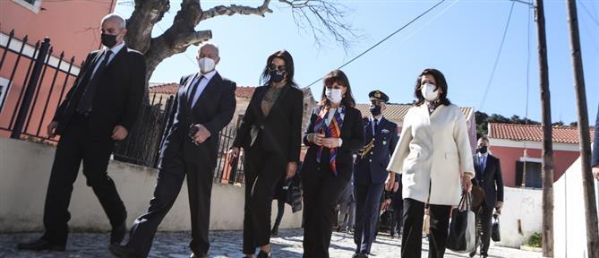Σακελλαροπούλου: Οι κάτοικοι στα Διαπόντια Νησιά στηρίζουν μια κοιτίδα ελληνισμού