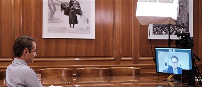 Μητσοτάκης για Τουρκία: Δεν νοείται να μην βρεθεί αντιμέτωπη με συνέπειες