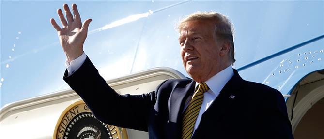 """Τραμπ: Έβγαλε το """"δάχτυλο από τη σκανδάλη"""" και δεν στοχεύει το Ιράν"""