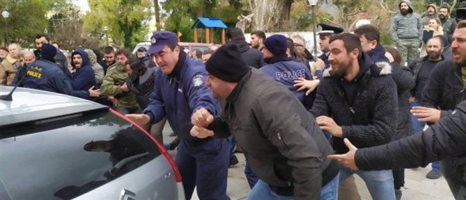 Στην φυλακή ο 43χρονος για το φονικό στο Λασίθι- Επιχείρησαν να τον λιντσάρουν (εικόνες)