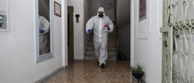 Κορονοϊός - Θεσσαλονίκη: μαζικά κρούσματα σε γηροκομείο