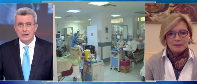 Γκάγκα στον ΑΝΤ1: επιτακτική η ανάγκη για γιατρούς στην βόρεια Ελλάδα (βίντεο)