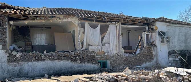 """Σεισμός στην Ελασσόνα: μέτρα για τις άδειες οδήγησης που """"θάφτηκαν"""" στα ερείπια"""
