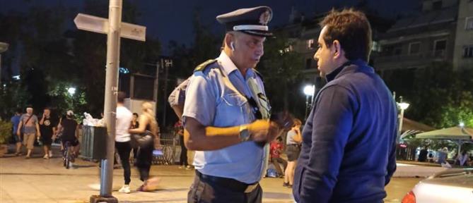Πλατεία Βικτωρίας: Απομακρύνθηκαν οι πρόσφυγες – Ένταση με άνδρες των ΜΑΤ (βίντεο)