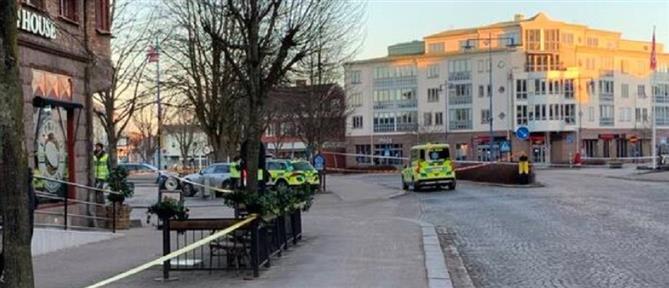 Σουηδία: αιματηρή επίθεση με μαχαίρι