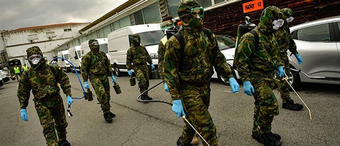 Κορονοϊός: εφιάλτης δίχως τέλος στην Ισπανία