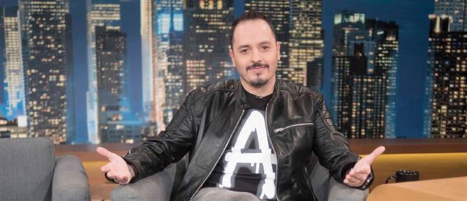 Αλέξανδρος Τσουβέλας: Από stand up comedian… μετεωρολόγος (βίντεο)
