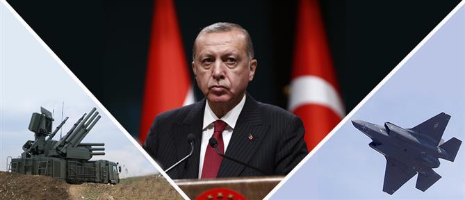 Ερντογάν: ούτε βήμα πίσω στην αγορά των S-400