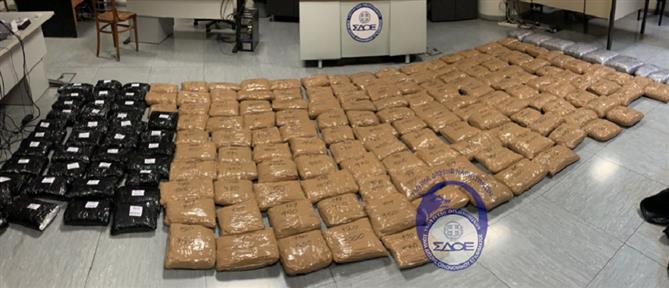 ΣΔΟΕ: σύλληψη για κατοχή ναρκωτικών με σκοπό την εμπορία