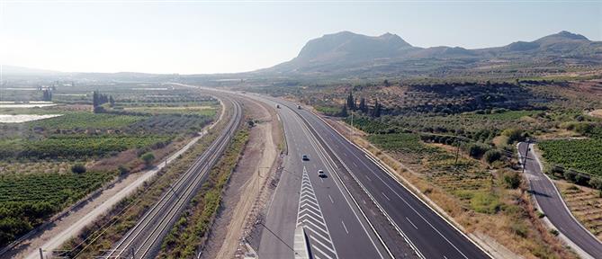 """""""Ιανός"""": έκτακτα μέτρα σε αυτοκινητόδρομους"""