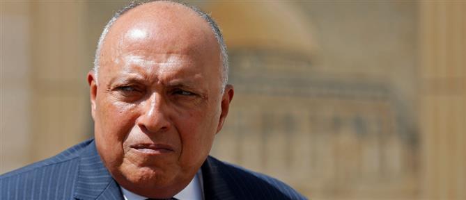 Μήνυμα της Αιγύπτου στην Τουρκία να σεβαστεί το Διεθνές Δίκαιο