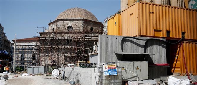Γεωργιάδης: ξεκινά το έργο του Μετρό Θεσσαλονίκης