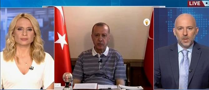 Ερντογάν: Νέα ερωτήματα για την κατάσταση της υγείας του (βίντεο)