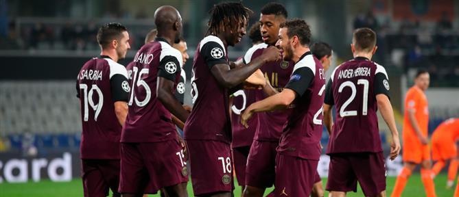 "Champions League:Τεσσάρα η Τσέλσι, ο Κεν ""καθάρισε"" για την Παρί"