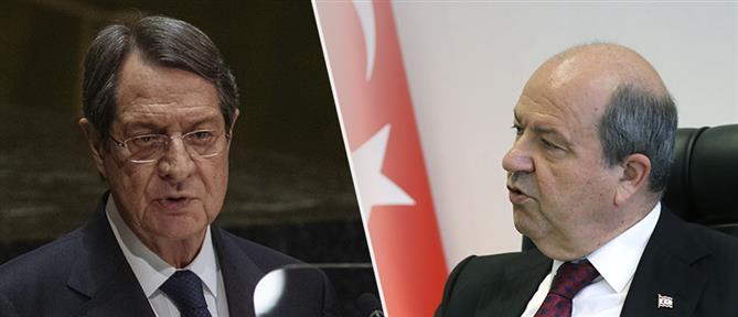 Κύπρος: συνάντηση Αναστασιάδη – Τατάρ