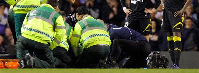 Σοκ με Έρικσεν: Οι ποδοσφαιριστές που κατέρρευσαν στο γήπεδο