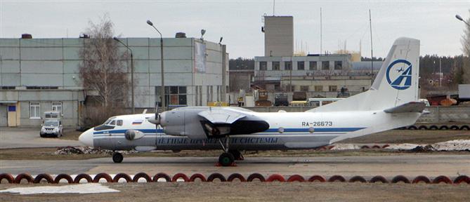 Ρωσία: φονική συντριβή αεροσκάφους
