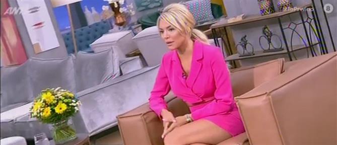 """Αλεξάνδρα Παναγιώταρου στο """"Πρωινό"""":  Ποιοι... χάρηκαν που έφυγα από την """"Φάρμα"""" (βίντεο)"""
