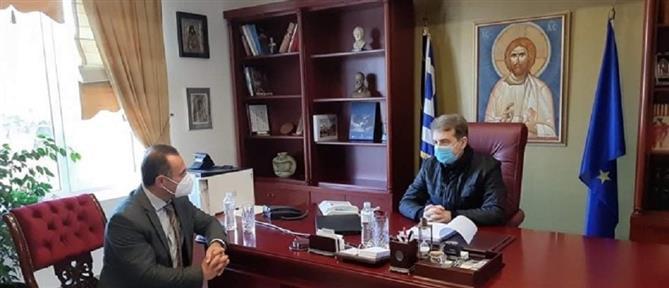 Κορονοϊός - Χρυσοχοΐδης: ανόητοι συνωμοσιολόγοι.... τώρα τα βρίσκουν μπροστά τους
