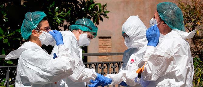 Κορονοϊός - Μέρκελ: κίνδυνος να εκδηλωθεί τρίτο κύμα της πανδημίας