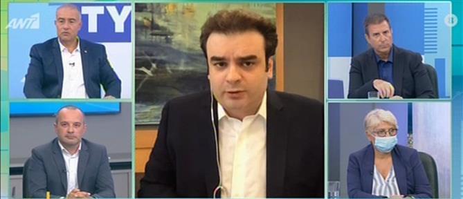 Πιερρακάκης στον ΑΝΤ1: έρχεται ο προσωπικός αριθμός του πολίτη (βίντεο)