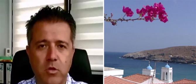 """Κορονοϊός: """"νοσεί"""" η τουριστική αγορά (βίντεο)"""