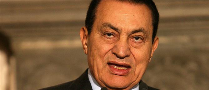 Στην Εντατική ο Χόσνι Μουμπάρακ