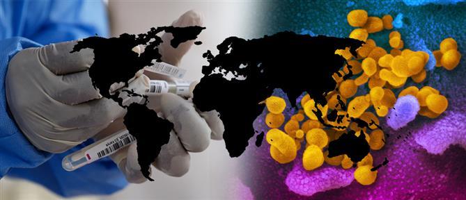 Κορονοϊός: Ρεκόρ θανάτων παγκοσμίως σε 24 ώρες