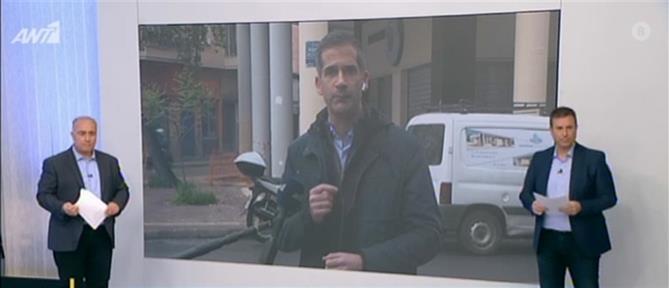 """Ο Κώστας Μπακογιάννης στον ΑΝΤ1 για την """"ομπρέλα προστασίας"""" που... ανοίγει ο Δήμος Αθηναίων"""