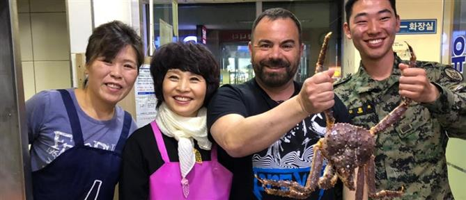 """StrEAT Food"": Ταξίδι στις γεύσεις του Λος Άντζελες και της Σεούλ (εικόνες)"