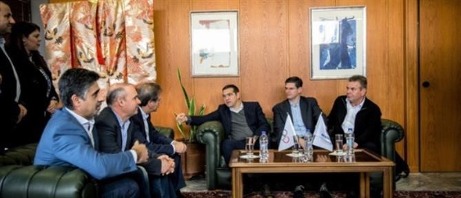 Τσίπρας: φοβάμαι ότι το έργο Πατρών-Πύργου θα πάει στις καλένδες