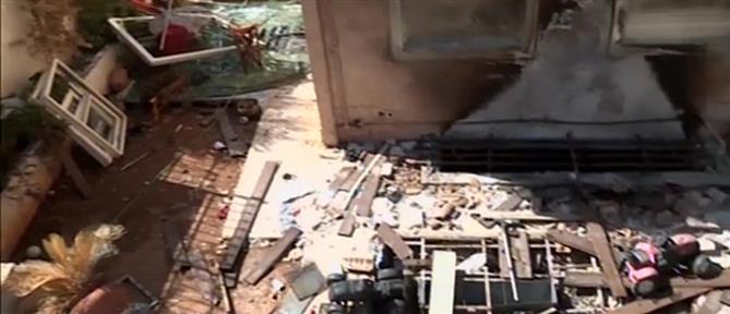 Έκρηξη στα Καλύβια: Φως στα αίτια από την Πυροσβεστική (βίντεο)
