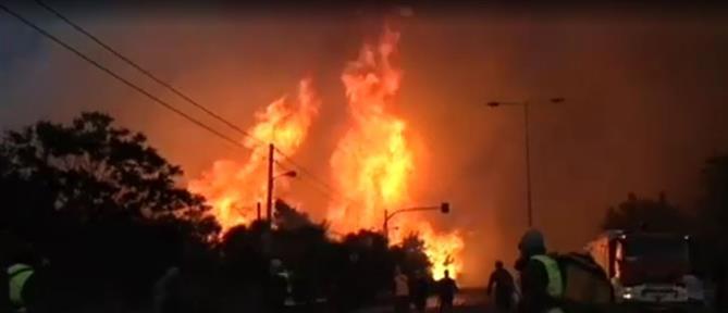 """Οργή από τα """"ντοκουμέντα ασυνεννοησίας"""" των Αρχών την ημέρα της τραγωδίας στο Μάτι (βίντεο)"""