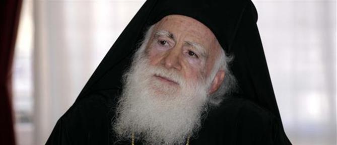 Στην εντατική ο Αρχιεπίσκοπος Κρήτης