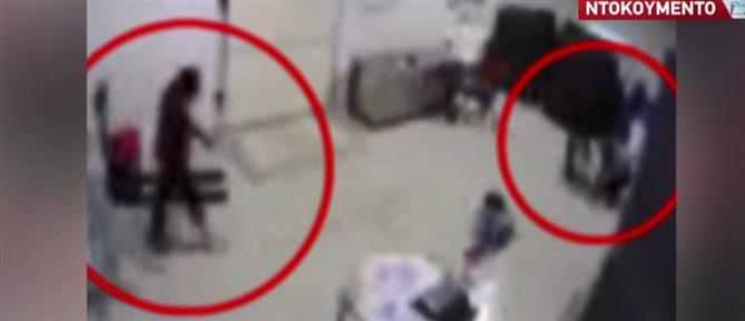 Ντοκουμέντο τρόμου από ένοπλη ληστεία (βίντεο)