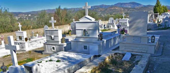 Θεσσαλονίκη: πήγαν να κάνουν εκταφή και βρήκαν τον τάφο άδειο