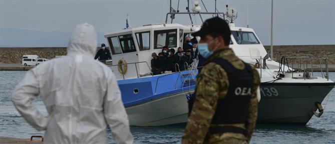 Μηταράκης: φυλάμε τα σύνορα μας με απόλυτο σεβασμό στο διεθνές δίκαιο