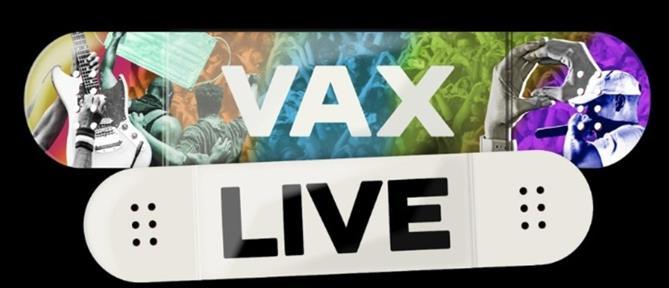 """Κορονοϊός - Συναυλία """"Vax Live"""": συγκεντρώθηκαν 302 εκατ. δολάρια"""