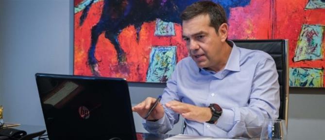 Τσίπρας σε λοιμωξιολόγους: Να υπάρξει πλήρης διαφάνεια στα επιδημιολογικά στοιχεία
