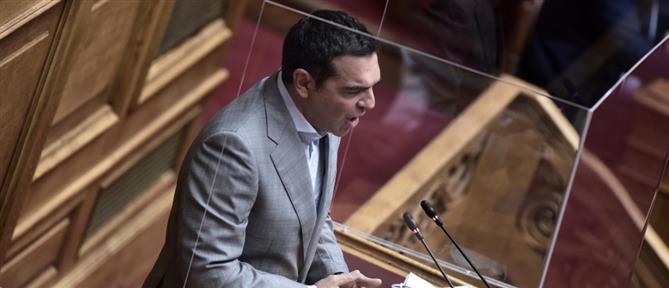 Τσίπρας: Θα καταργήσω την Ελάχιστη Βάση Εισαγωγής