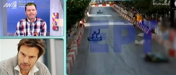 Πάτρα - Αγώνας καρτ: Ο Τζώρτζογλου περιγράφει τη στιγμή του σοκαριστικού ατυχήματος (βίντεο)
