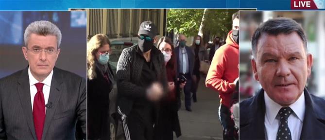 Κούγιας στον ΑΝΤ1: ο Νότης Σφακιανάκης δεν ήξερε ότι μεταφέρει ναρκωτικά (βίντεο)