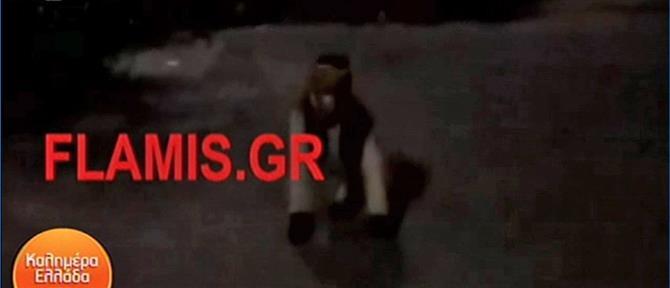 Πάτρα: Κοριτσάκι συμπεριφέρεται σαν… γάτα (βίντεο)