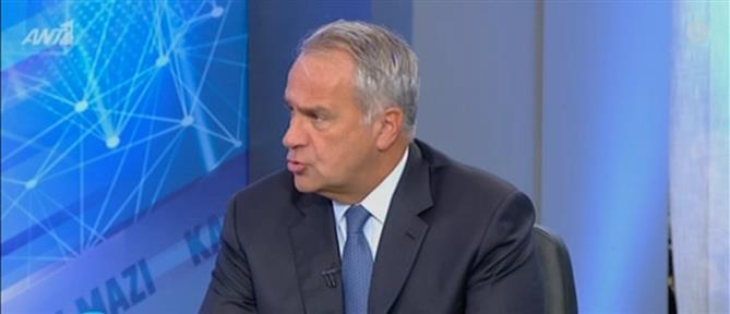 Βορίδης στον ΑΝΤ1: θα κάνουμε ό,τι χρειαστεί για την προστασία της κυριαρχίας μας