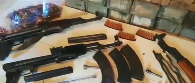 """""""Ξεδοντιάστηκε"""" το δίκτυο μεταφοράς όπλων από την Αλβανία στην Κρήτη (βίντεο)"""