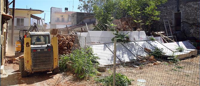 Σεισμός στην Κρήτη: Ο Μητσοτάκης για τον νεκρό και τους τραυματίες