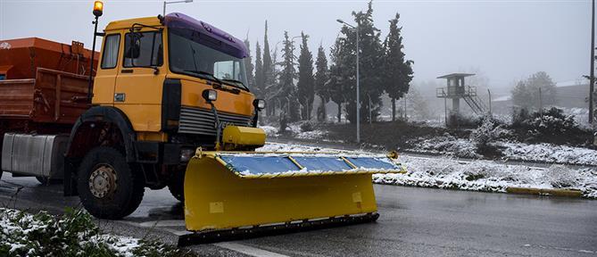 Καιρός: ισχυρές καταιγίδες και χιόνια την Τρίτη